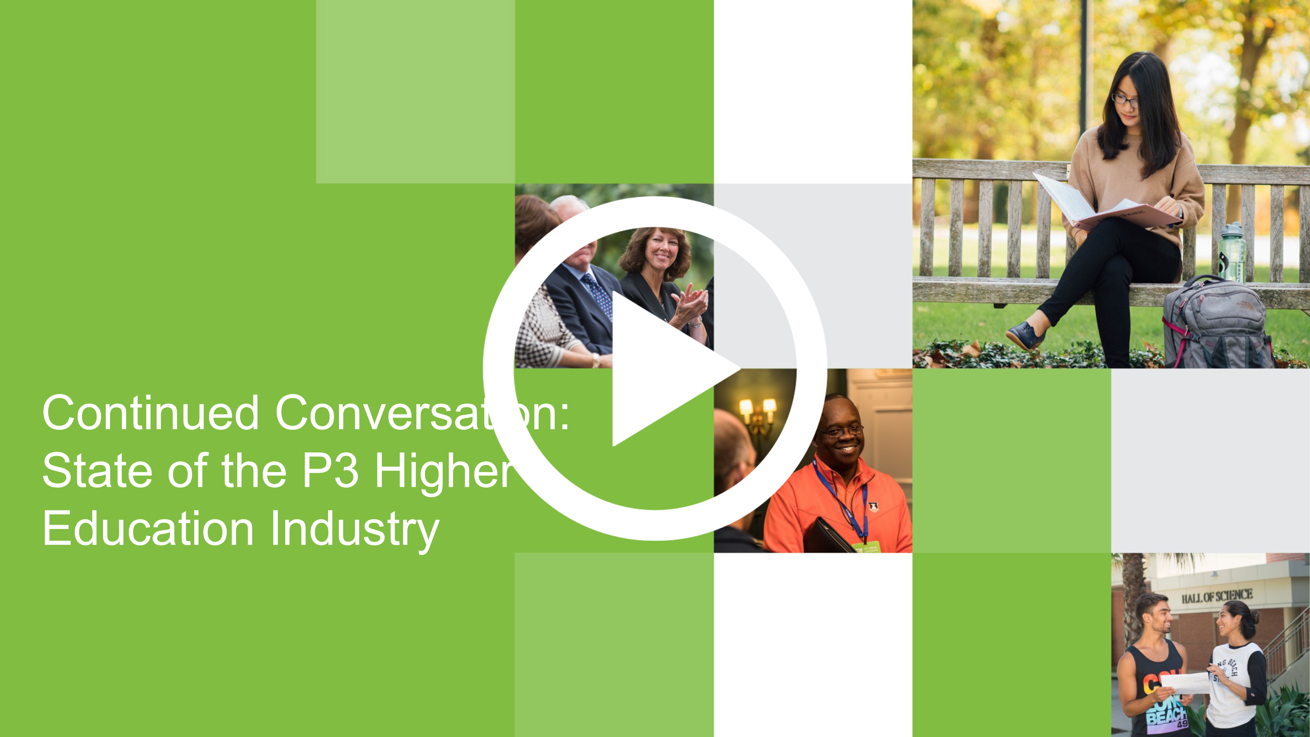 Hot Topic: State of the Higher Education P3 Industry (video)