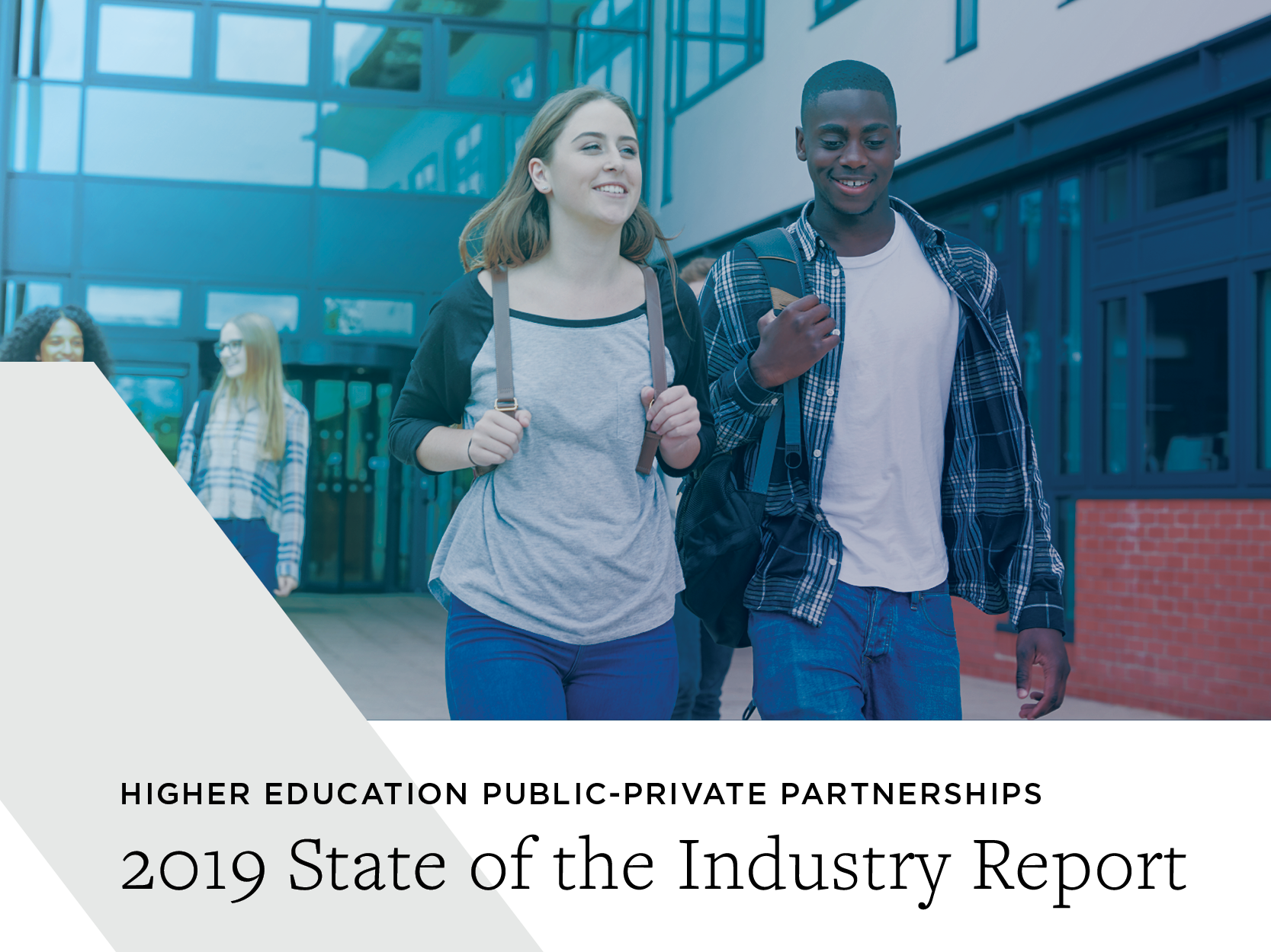 "Higher Ed P3 2019 ""State of the Industry"" Report (download available)"