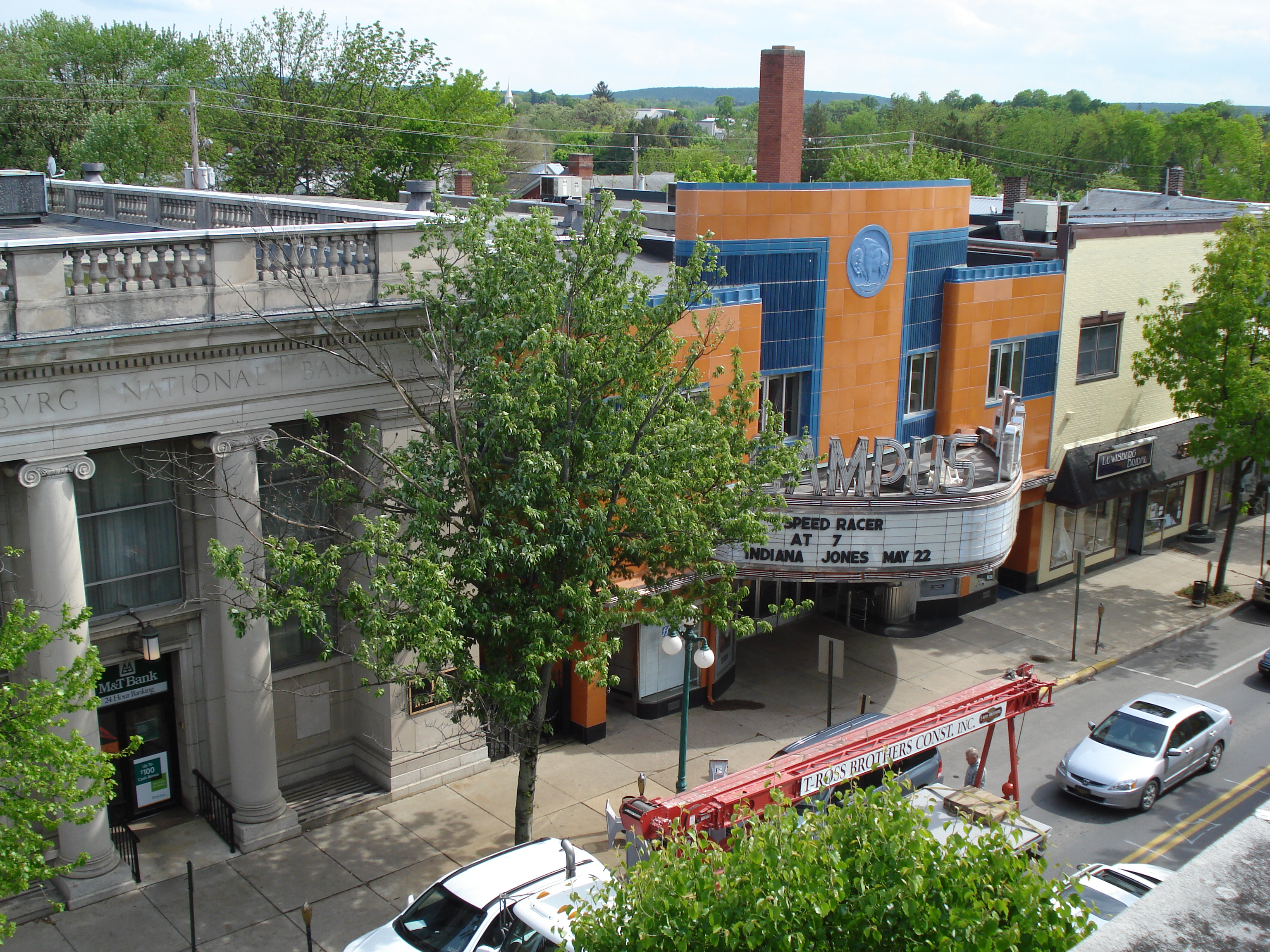 Bucknell invests in downtown Lewisburg: A Q&A assessing the effort 10 years in